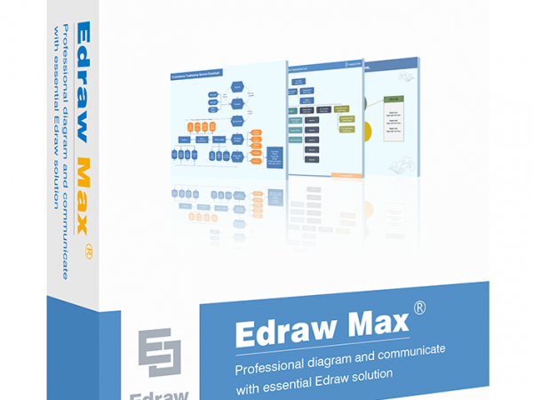 The Edraw Max Crack program helps teachers, students, and industrial firms design and publish different diagrams